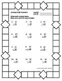 Adding 2-Digit Numbers Worksheets