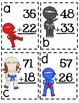 Adding 2 Digit Numbers Little Ninja Scoot Game
