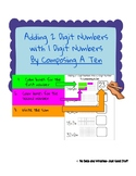 Adding 2 Digit Numbers with 1 Digit Numbers By Composing A Ten