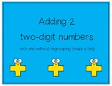 Adding 2 Two-Digit Numbers
