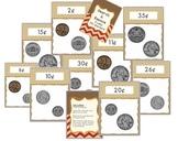 Adding 2 coins Game
