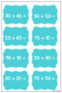 Adding 2 Digit Numbers to Multiples of 10