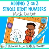 Adding 2 or 3 Single Digit Numbers