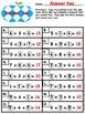 Adding 3 Addends Task Cards~CCSS: 1.OA.3 & 1.OA.6 independent math center