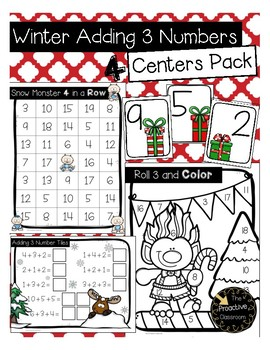 Adding 3 Centers Pack