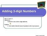 Adding 3 Digit Addends
