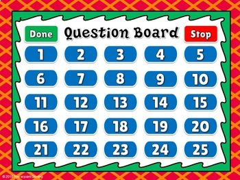 Adding 3 Numbers - Write and Wipe Powerpoint Games