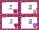 Adding 3 Three-Digit Numbers-Task Cards-Grades 2-3 Valentine's Day