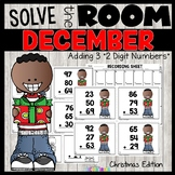 Adding 3 Two Digit Numbers