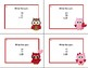 Adding 3 Two-digit Numbers -40 Math Task Cards -2nd Grade-Valentine's Day