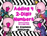 Adding 4 2-Digit Numbers (Adding 3 digit numbers)