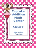Adding 5 First Grade Math Facts Center Sums Hands On Activity Number Bonds