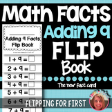 Adding 9 Facts Flip Book