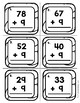 Add 9 Using 2 Digit Numbers