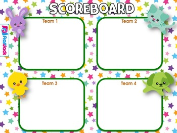 Adding Animals Smart Board Game (CCSS.2.NBT.B.5)