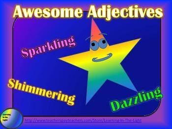 Adjective Mini Lesson