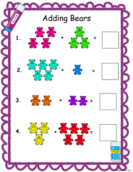 Adding Bears