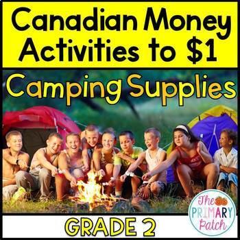 Canadian Money Adding to $1