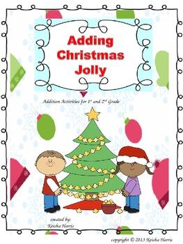 Adding Christmas Jolly