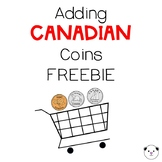 Adding Coin to 20 for Ontario and Canadian Teachers Grade 1