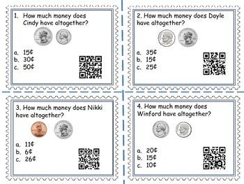 Adding Coins (QR codes)