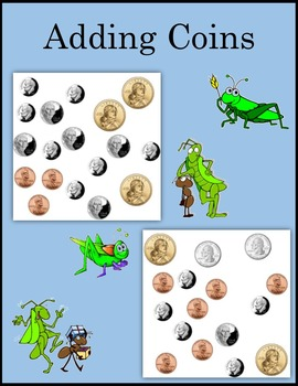 Money:  Adding Coins