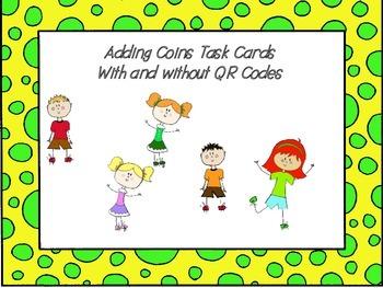 Adding Coins 3 (QR Codes)