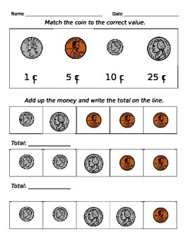 Adding Coins Under $1