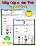 Adding Coins to Make Compound Words (Money)