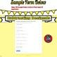 Subtracting Decimals--6-Pack--Google Forms (Self-Grading)