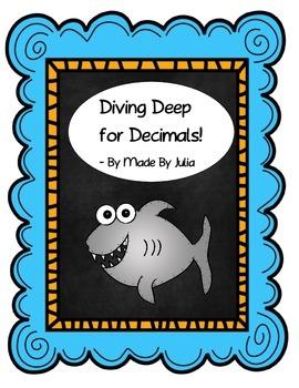 Adding Decimals- Diving into Decimals