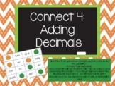 Adding Decimals Game