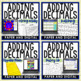 Adding Decimals Lesson Bundle 6.NS.B.3