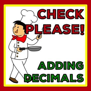 Add Decimals: Real World Task 5.NBT.7