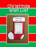 Adding Decimals Wish List
