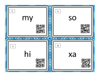 Adding Decimals with QR Codes