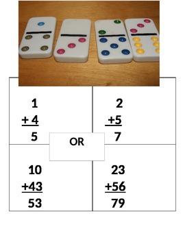Adding Dominoes