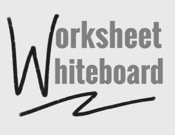 Adding Dominoes Worksheet Whiteboard