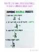 Adding Double Digits (Anchor Chart)