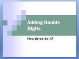 Adding Double Digits without regrouping