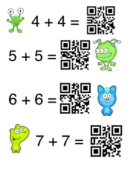 Adding Double QR Activity