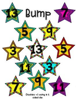 Adding Doubles +1 Bump