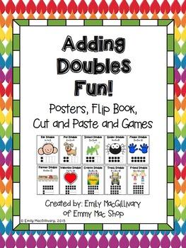 Adding Doubles Fun: Math Doubles