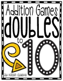 Adding Doubles Games