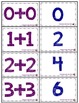 Adding Doubles Memory - Aligned with Common Core Standards