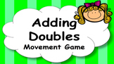Adding Doubles Mental Maths Addition Game, Brain Break or