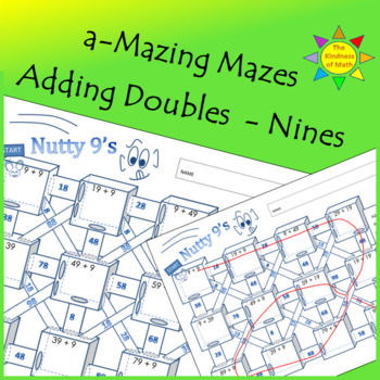 Adding Doubles:  Nutty Nines