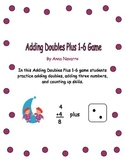 Adding Doubles Plus 1-6