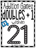 Adding: Doubles Plus One Games
