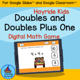 Adding Doubles and Doubles Plus One